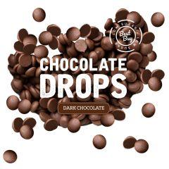 Chocolate Drops Dark (200g)