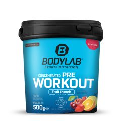 Concentrated Pre Workout (500g)