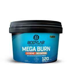 Mega Burn Extreme NO Caffein Vegan (120 Kapseln)