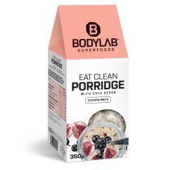 Eat Clean Porridge mit Chia Samen - 350g - Crunchy Berry