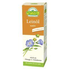 Leinöl nativ bio (250ml)