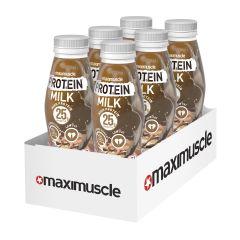Protein Milk - 6x330ml - Chocolate