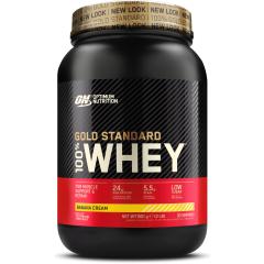 100% Whey Gold Standard (900g)