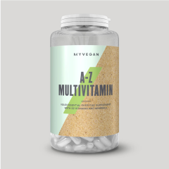 Vegan A-Z Multivitamine (180 capsules)