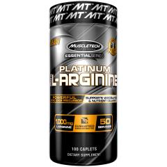 Essential Series Platinum 100% L-Arginine (100 capsules)