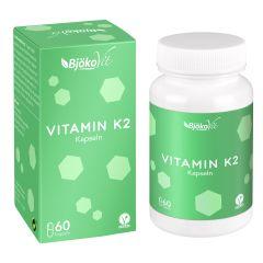Vitamin K2 (60 Kapseln)