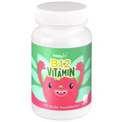 Vitamine B12 Kids with Dragonfuit Flavour (120 tabs)