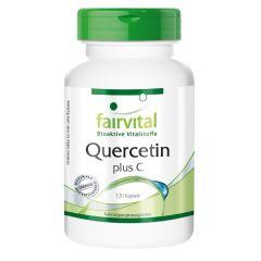 Quercetin plus C (120 Kapseln)