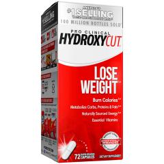 Hydroxycut Pro Clinical (72 Kapseln)