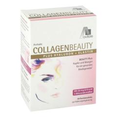 Collagen Beauty plus Hyaluron+Elastin (30x3,5g)