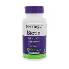 Biotin 10000µg (100 Kapseln)