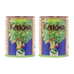 2 x Kakaopulver stark entölt (2x250g