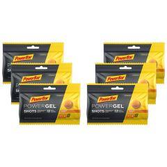 6 x Powergel Shots (6x60g)