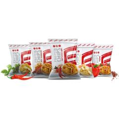 High Protein Chips - 6x50g - Party Box