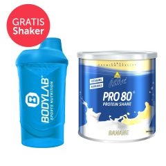 Active Pro 80 (750g) + GRATIS Bodylab 24 Shaker