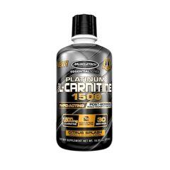 Essential Series Platinum 100 % L-Carnitine 1500 Citrus Splash (550ml)