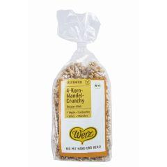 4-Korn-Mandel-Crunchy bio (250g)