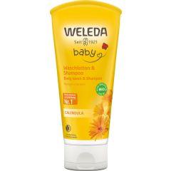 Calendula Waschlotion & Shampoo (200ml)
