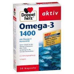 Omega-3 1400mg (30 Kapseln)