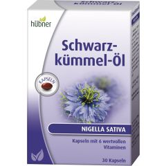 Schwarzkümmel-Öl (30 Kapseln)