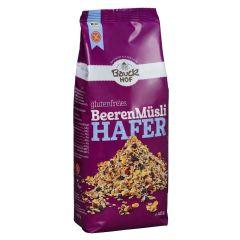 Hafermüsli mit Beeren glutenfrei bio (425g)