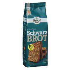 Schwarzbrot glutenfrei bio (500g)