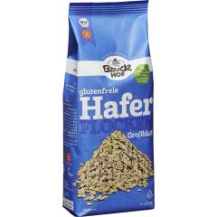 Haferflocken Großblatt glutenfrei bio (475g)