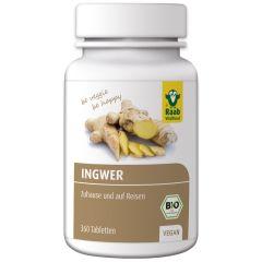 Bio Ingwer (360 Tabletten)