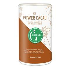 Power Cacao Trinkpulver Mischung bio (175g)