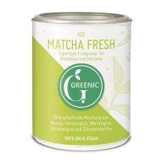 Matcha Fresh Trinkpulver Mischung bio (80g)