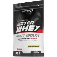 Professional Water Whey Fruity Isolat (1000g)