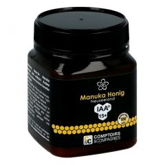 Manuka Honig aus Neuseeland MGO 550+ (250g)