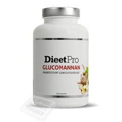 Diet Pro Glucomannan (120 Kapseln)