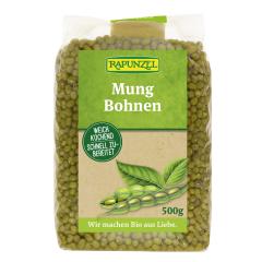 Mungbohnen bio (500g)