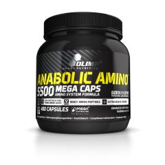 Anabolic Amino 5500 MC (400 Kapseln)