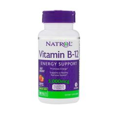 Vitamin B12 5000µg Fast Dissolve (100 Kapseln)