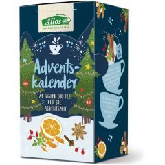 Adventskalender Tee bio (43g)