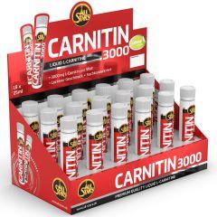 Carnitin 3000 Lemon (18x25ml)