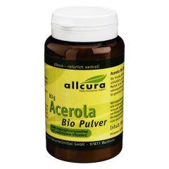 Acerola bio Pulver (80 g)