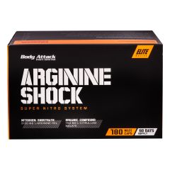 Arginine Shock (180 Kapseln)