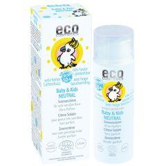 Baby Sonnencreme LSF 50+ neutral bio (50ml)