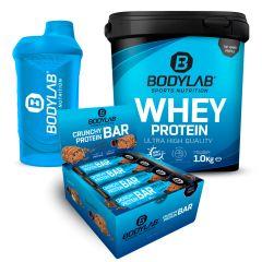 Kennenlernangebot mit Crunchy Protein Bars