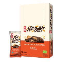 Nut Butter Filled Bar bio (12x50g)