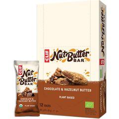 Nut Butter Filled Bar bio - 12x50g - Chocolate Hazelnut Butter