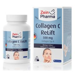 Collagen C ReLift 500mg (60 Kapseln)