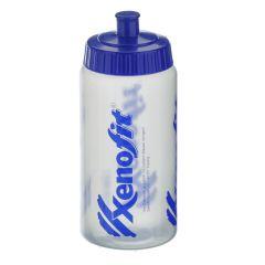 Trinkflasche transparent (500ml)
