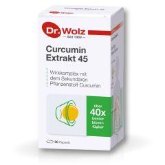 Curcumin Extrakt 45 (90 Kapseln)