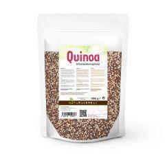 Quinoa multicolored - black+white+red (1000g)