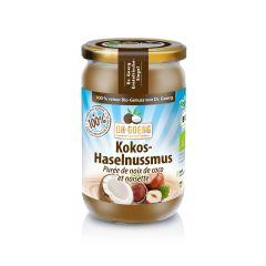 Premium Bio-Kokos-Haselnussmus (200g)