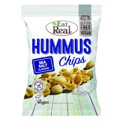 Hummus Chips Sea Salt (135g)